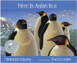 Here Is Antarctica book cover