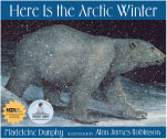Here Is the Arctic Winter book cover